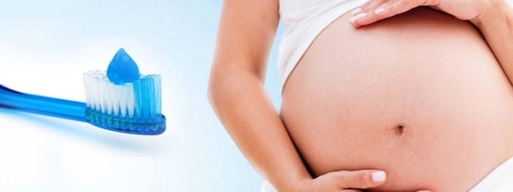 higiene oral en el embarazo