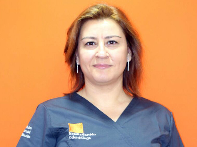 Dra. Natalia Garrido